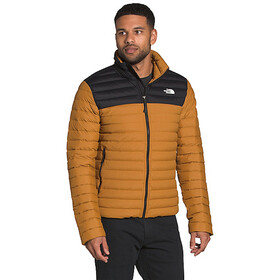 The North Face Stretch Down Jacket Men, timber tan/TNF black